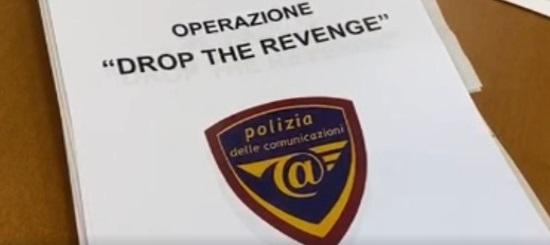 """POSTALE: OPERAZIONE """"DROP THE REVENGE"""""""