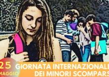 MINORI SCOMPARSI: OGGI RICORRE LA GIORNATA INTERNAZIONALE