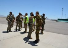 MISSIONE IN AFGHANISTAN: SECURITY SHURA CON COM RS E MOD
