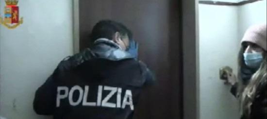 """TARANTO CONCLUSA L'OPERAZIONE ANTIDROGA """"SOPHIA"""""""
