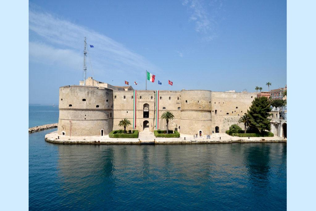 Riaperto a Taranto il Castello Aragonese
