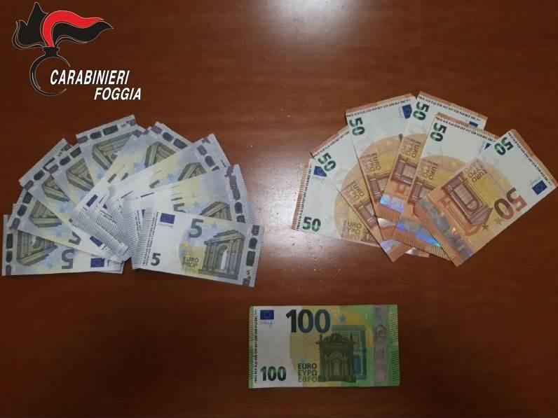 Attenzione alle banconote false