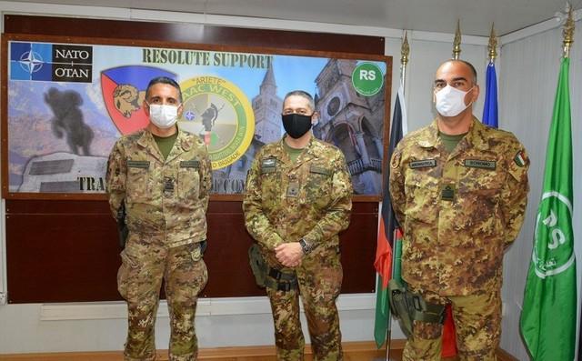 MISSIONE IN AFGHANISTAN: CAMBIO ALLA DIREZIONE DEL CAI-I