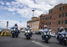 SICUREZZA: SERVIZI DI POLIZIA CON LA NUOVA YAMAHA SPORT TOURER