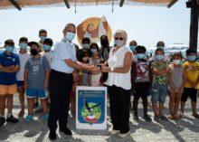 Una colonia estiva per minori a Latina in collaborazione con l'Aeronautica
