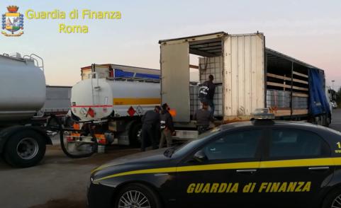 Scoperto traffico di kerosene rubato alla NATO