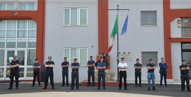 """TARANTO, 1° CORSO COORDINATOR RESCUE FORCE """"C.R.F."""""""