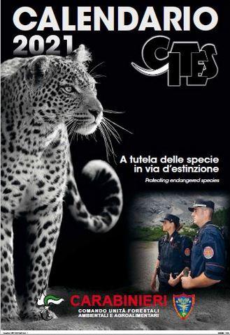 IL CALENDARIO CITES 2021