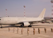 MISSIONE IN KUWAIT: 7000 ORE DI VOLO PER IL KC-767A ITALIANO