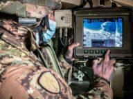 Esercito faro di tecnologia e innovazione. Militare della Brigata Pinerola con il nuovo sistema C2D-N-EVO