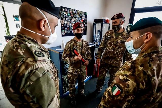 MIBIL: MILITARI ITALIANI ADDESTRANO ESERCITO LIBANESE AL MCM