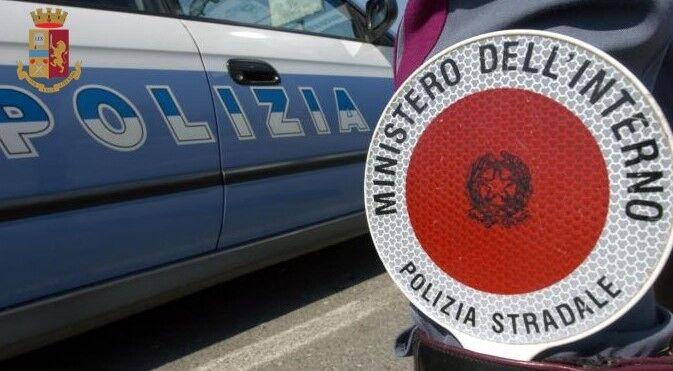 INCIDENTE SULLA A/10: INTERVIENE LA POLIZIA STRADALE DI IMPERIA