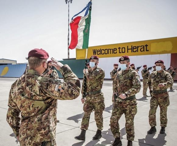DIFESA: CONCLUSA UFFICIALMENTE LA MISSIONE ITALIANA IN AFGHANISTAN. RIENTRO, IN TOTALE SICUREZZA, DELL'ULTIMO MILITARE DEL CONTINGENTE