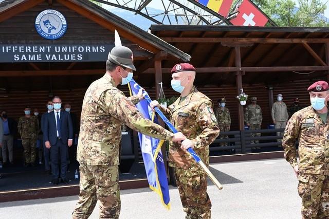 MISSIONE IN KOSOVO: CAMBIO ALLA GUIDA DEL REGIONAL COMMAND WEST