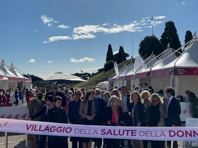 ESERCITO E RACE FOR THE CURE